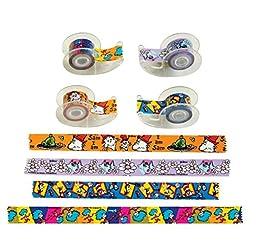 Raymond Geddes Dr. Seuss Mini Tape, 48 Pack (69686)