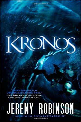 Amazon com: Kronos (9781935142010): Jeremy Robinson: Books