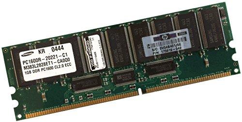(1GB 184p PC1600 CL2 64x4 Registered ECC DDR DIMM)