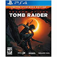 Shadow of the Tomb Raider - Day-one Limited Steelbook Edition - PlayStation 4