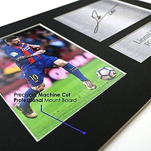 HWC Trading Affiche photo avec autographe sign/é John Lennon Format A4