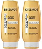 Dessange - Nutri-Extrême Richesse Après-Shampoing Démêlant Concentré De Nutrition Pour Cheveux Rêches, Très Desséchés ou Ternes - 200 ml - Lot de 2