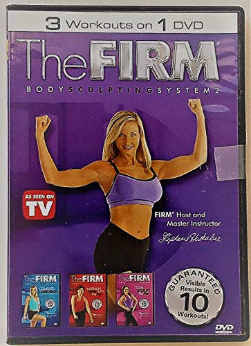 The Firm Body Sculpting System 2, 3 Workouts on 1 DVD