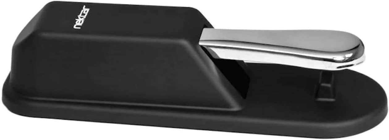 Multicolored /& Sustain Pedal NP-2 3.15 x 3.86 x 11.42 inches Nektar Impact LX49+ Keyboard Controller