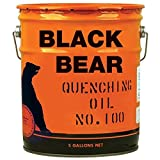 TTC Black Bear #100 5 Gallon Quenching Oil