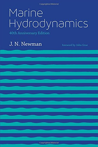 Marine Hydrodynamics (The MIT Press)
