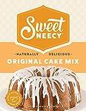 Sweet Neecy Cake Mix, Original, 24 Ounce