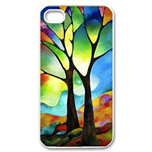 Love Tree Unique Fashion Printing Phone Case for Iphone 4,4S,personalized cover case ygtg594841