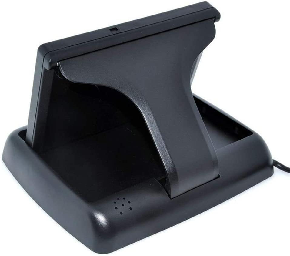 Asdomo 4.3 Inch TFT LCD Car Foldable Monitor Display Reversing Camera,Car Rear View Backup Camera with Waterproof Night Vison HD 140 Degree Wide Angle Parking Camera for Car Rearview Monitors