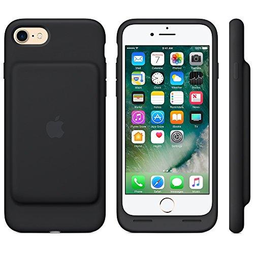 Apple iPhone 7 Smart Battery Case Black (Certified Refurbished) by Apple (Image #3)