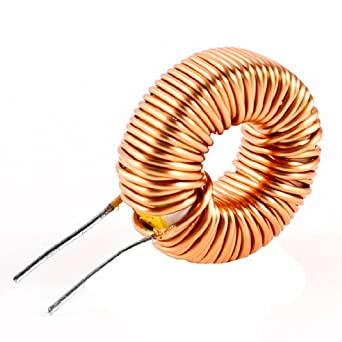 uxcell toroid core inductor wire wind wound 220uh 59 m