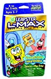 : Leapster L-MAX SW Game: Sponge Bob(Lic.)