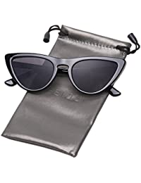 Fashion Cat Eye Sunglasses for Women Retro shades Glasses...