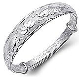 AmaranTeen - 925 sterling silver bracelet bracelet jewelry Pisces Lotus