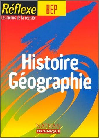 En ligne Histoire - Géographie, BEP pdf epub