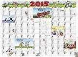 Jahresplaner Maus 2015