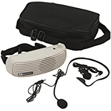Amplivox S206 BeltBlaster Portable PA Personal Waistband Amp W/ 5W Max Output Consumer Electronics