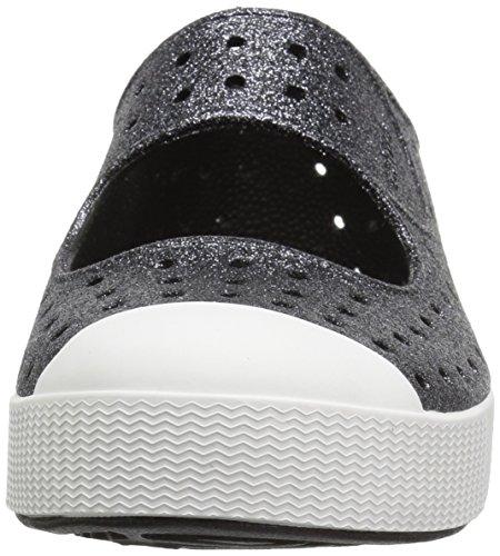 jiffy Bling Water black Kids Juniper Native shell Proof Glitter white Shoes w0H7pCq