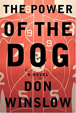 book cover of The Power of the Dog