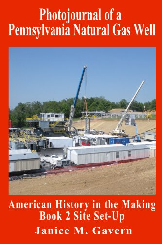 nnsylvania Natural Gas Well: Book 2  Site Set-up ()