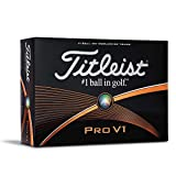 Titleist Pro V1 High Numbers (2015 Model)