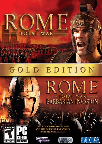 Rome: Total War Gold Edition - PC