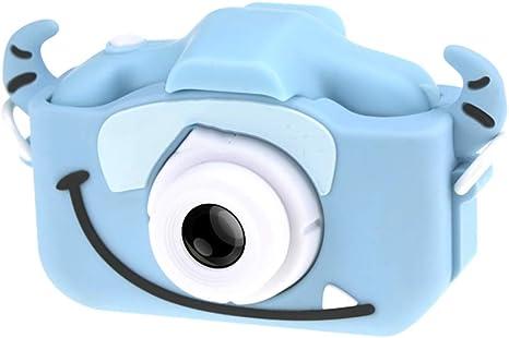 LYA Cámaras Digitales niños, Mini 12 Millones de píxeles pequeña ...