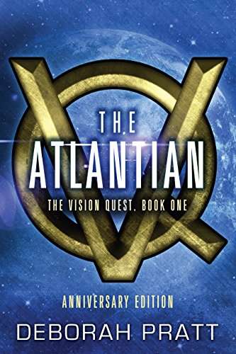 The Atlantian: The Vision Quest, Book 1