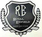 Waterproof Re Made Like Gun Bike Sticker Decal For Bullet Royal Enfield With FAST DELIVERY
