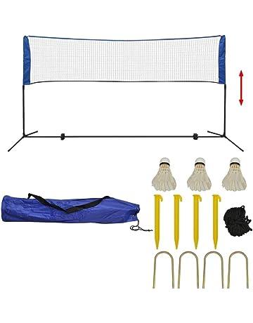 HY 6.1mX0.76m Entrenamiento Deportivo Profesional Red de b/ádminton est/ándar Red de Tenis al Aire Libre Red de Malla de Voleibol para Ejercicio de Entrenamiento al Aire Libre
