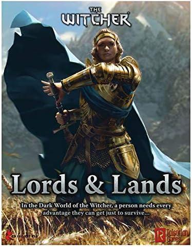 [해외]The Witcher: Lords & Lands / The Witcher: Lords & Lands