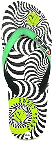 Mare Ciabatte Mod Sweet Verde 0040 Donna Infradito Years qS44A78v