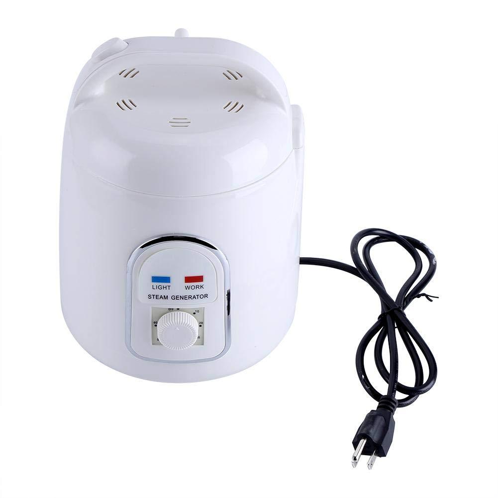Fdit Saunas Steamer Pot 1.5-1.8L Home Portable Steam Sauna Suit Home Spa 110V(US Plug) by Fdit