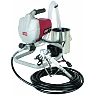 Airless Paint Sprayer Kit Krause & Becker. It Is 5/8 Horsepower. Made From Lightweight Stainless Steel Metal....