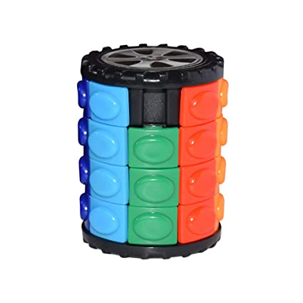Cube Rubik En Webla Rotation Puzzle Moyenne Jouet kPZXOui