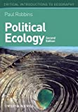 Political Ecology, Paul Robbins, 0470657324