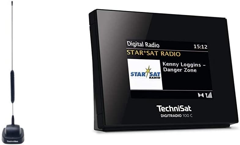 Technisat Digiflex Tt4 Nt Aktive Stab Zimmerantenne Elektronik