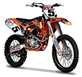 "KTM 450 SX-F #5 Ryan Dungey ""Red Bull"" 1/18 Motorcycle by Bburago 51072"