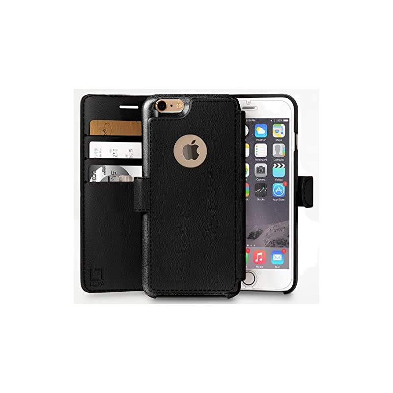 LUPA iPhone 6S Plus Wallet case, iPhone