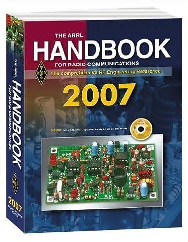Book The Arrl Handbook for Radio Communications 2007 by Steven R. Rinaldo, Paul L. Mark J. Ford (2006-10-03)