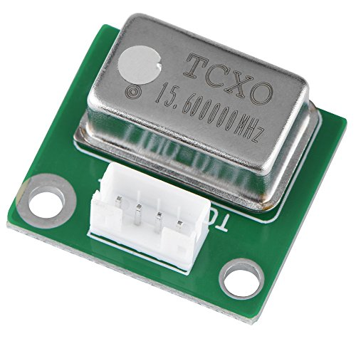 TCXO TCXO-UNIT 15.6MHz Module Compatible Kenwood TS-590 SO-3, High Stability Crystal Oscillator TCXO-UNIT (Compatible Intercom Unit)