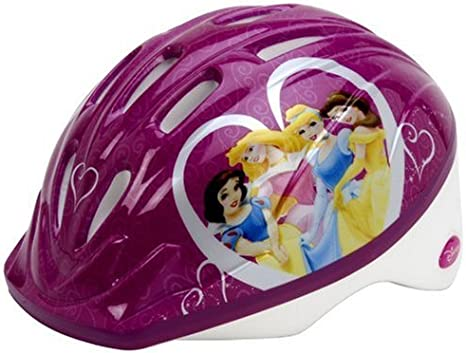 Disney Princess Bike Helmet with Pads