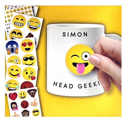 Bake Ems Emoji Mug Mood Mug Create it Bake it!