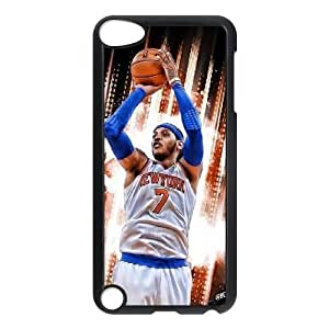 Custom High Quality WUCHAOGUI Phone case Carmelo anthony - New York Nicks Protective Case FOR Ipod Touch 5 - Case-11 hjbrhga1544