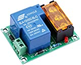 Yeeco Normally Open Normally Closed 30A High Current Relay Output Relay Control Module Power Switch 12V DC Electric Current Amp Transfer for Cooler/heater Cooler Heater Refit Water Heater Control