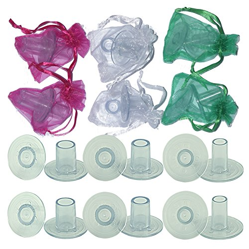 High Heel Protectors (12 Pairs) Plus Never Sink into Grass Again by moudou