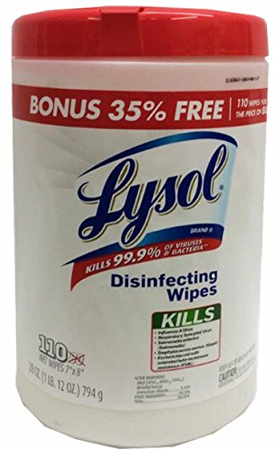 lysol commercial wipes - 5