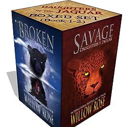 Daughters of the Jaguar Box Set by [Rose, Willow]