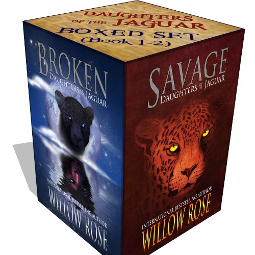 2-in-1 Paranormal Romance Boxed Set Alert! International Bestselling Author Willow Rose's Daughters of the Jaguar – Boxed Set (Book 1-2) – Now Just 99 Cents!