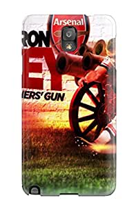 Hot NhWyDgt2999ggMfs Case Cover Protector For Galaxy Note 3- Aaron Ramsey